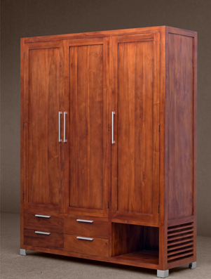 TEAK WARDROBES. Buy Wooden Furniture from manufacturers   Indian Furniture online