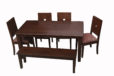 Teakwood_Dining_Table_With_Cushion_Chair