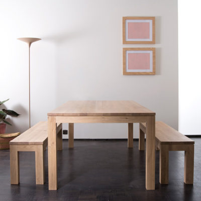 oakwood_dining_with_two_bench