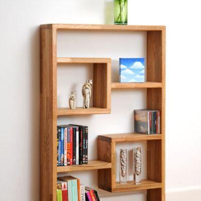 oakwood_display_cum_book_case