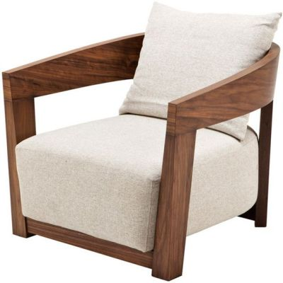 Oakwood Single Seater Sofa