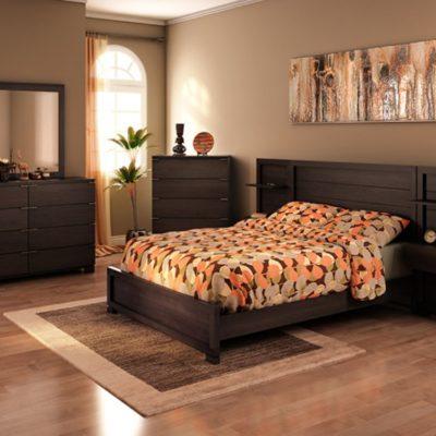 Laminated Bedroom Set