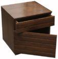 Teakwood Bedside Table (2)
