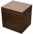 Teakwood Bedside Table (3)