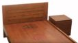 Teakwood Single Bed (2)