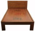 Teakwood Single Bed (5)