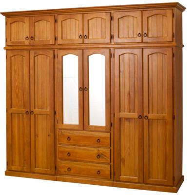 6_door_wooden_wardrobe_with_mirror copy copy