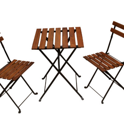 sleek_folding_chair_table_wooden_coffee_table_set