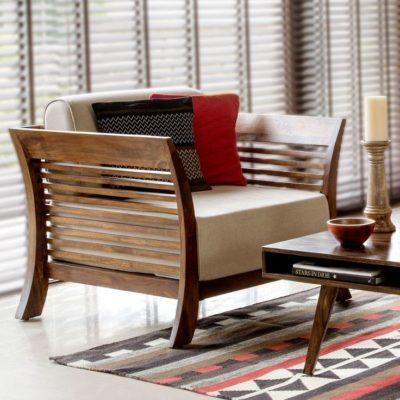 Wooden Sofas Archives - Wooden Furniture in Teak wood Sofa