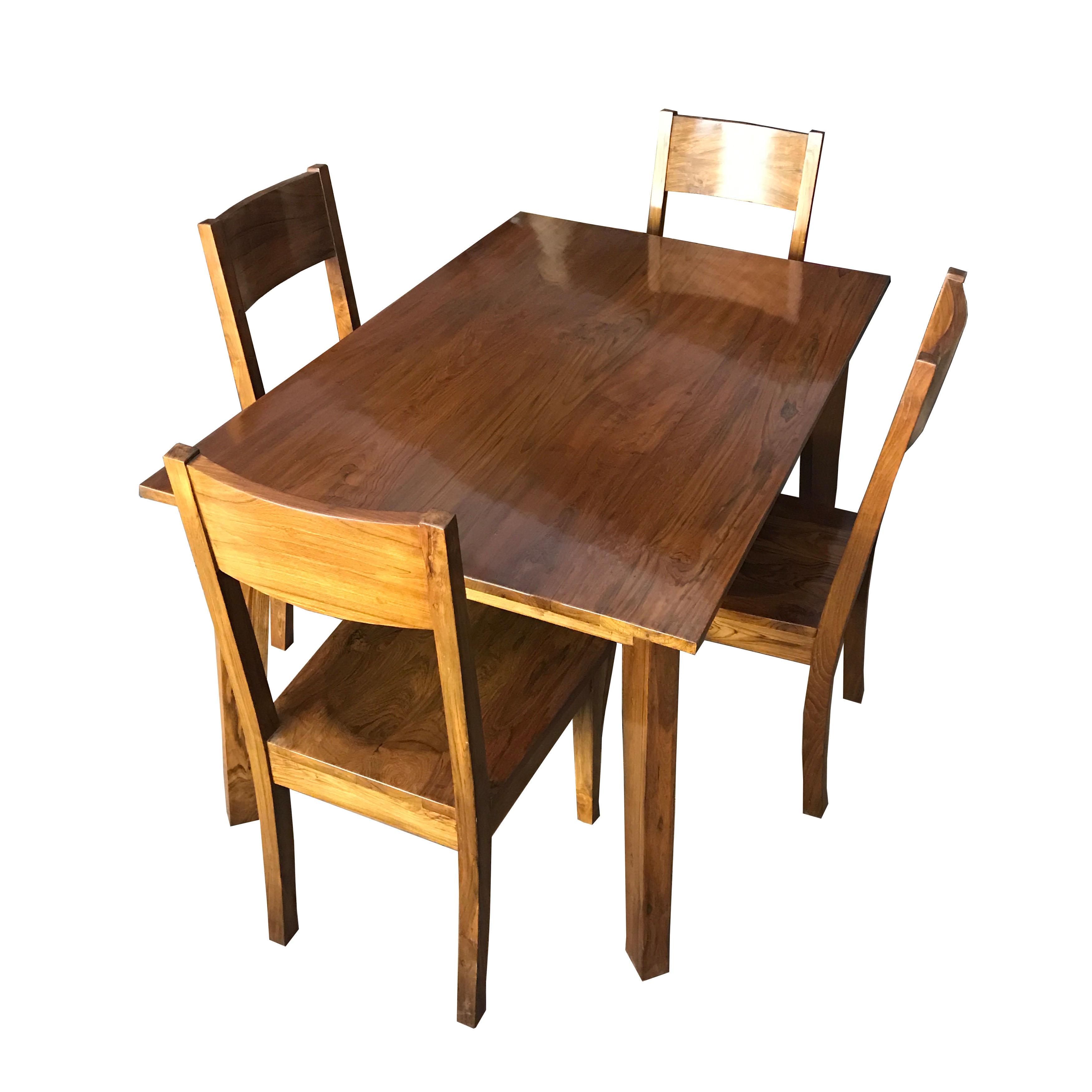 Teak Dining Furniture 4 Seater Dining Set 6 Seater Dining Set