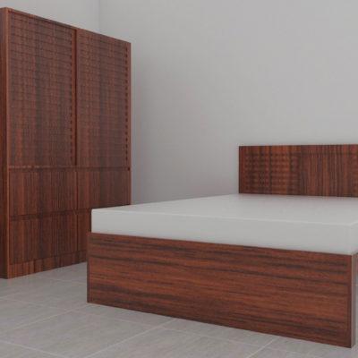 Buy Wooden Bedroom Sets in Mumbai | Bedroom Furniture from ...