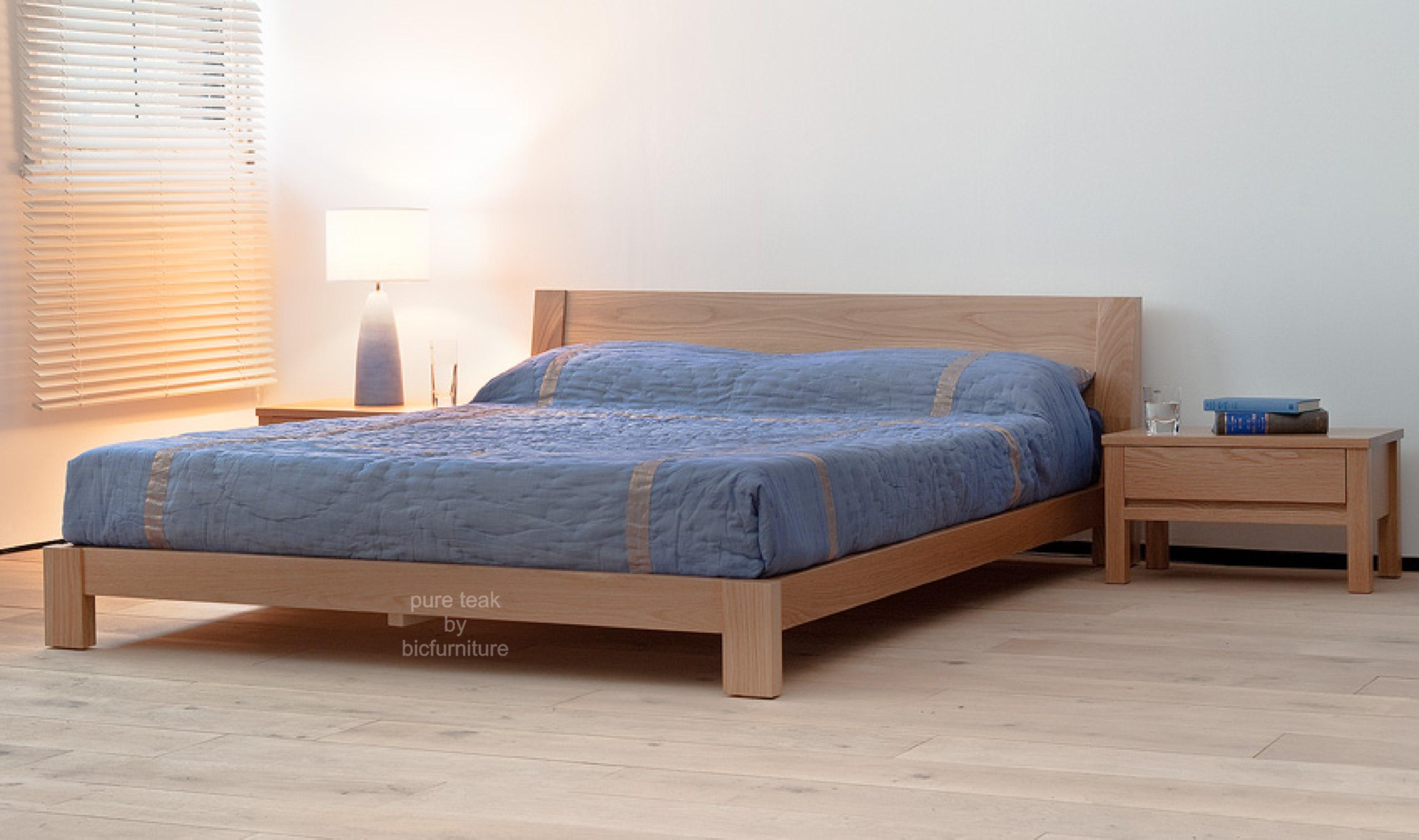 Teakwood Bed By Bic