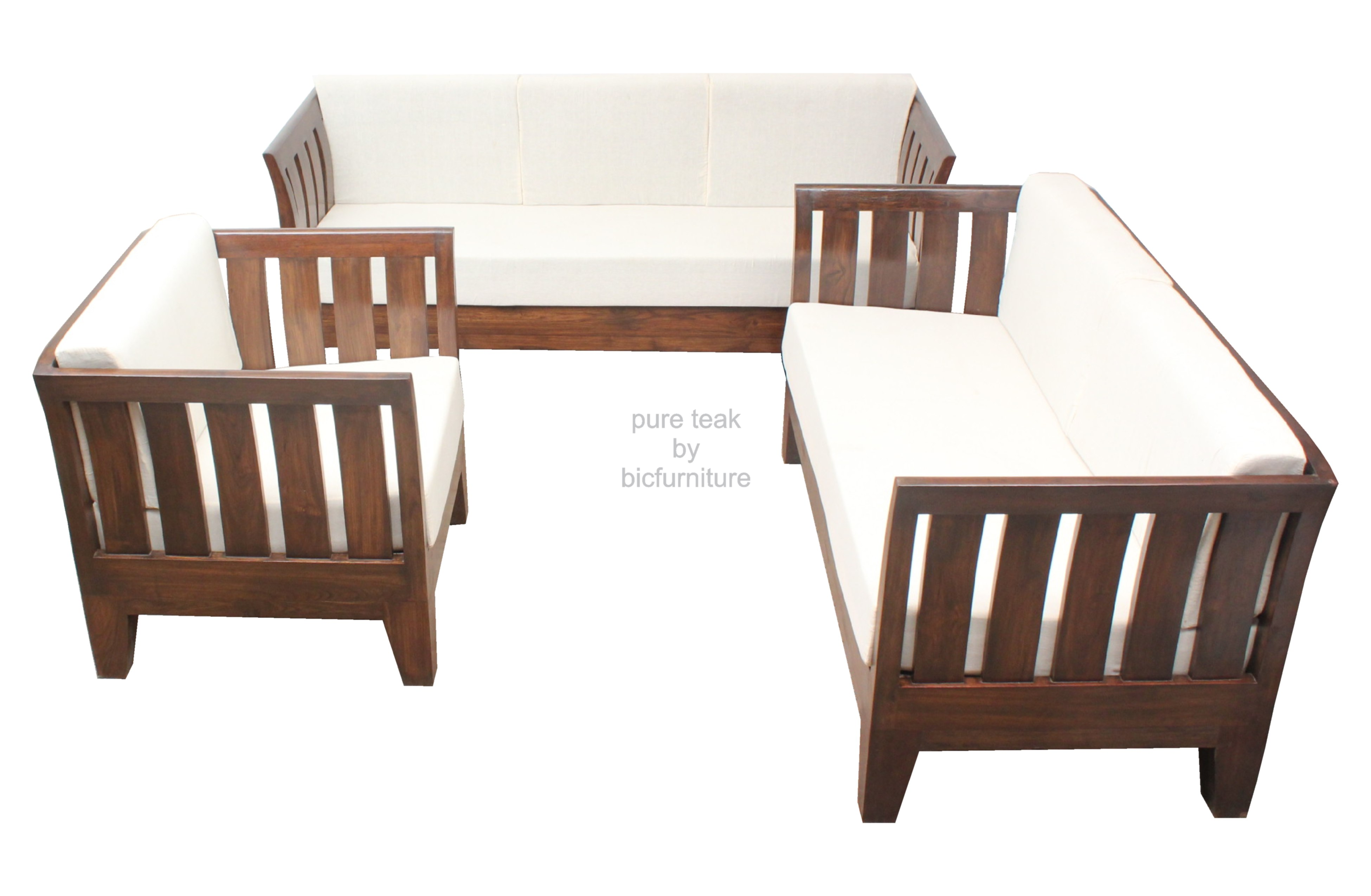 Teak Wood Furniture Sofa Set Price